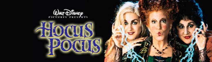 Hocus Pocus - El Retorno de las Brujas