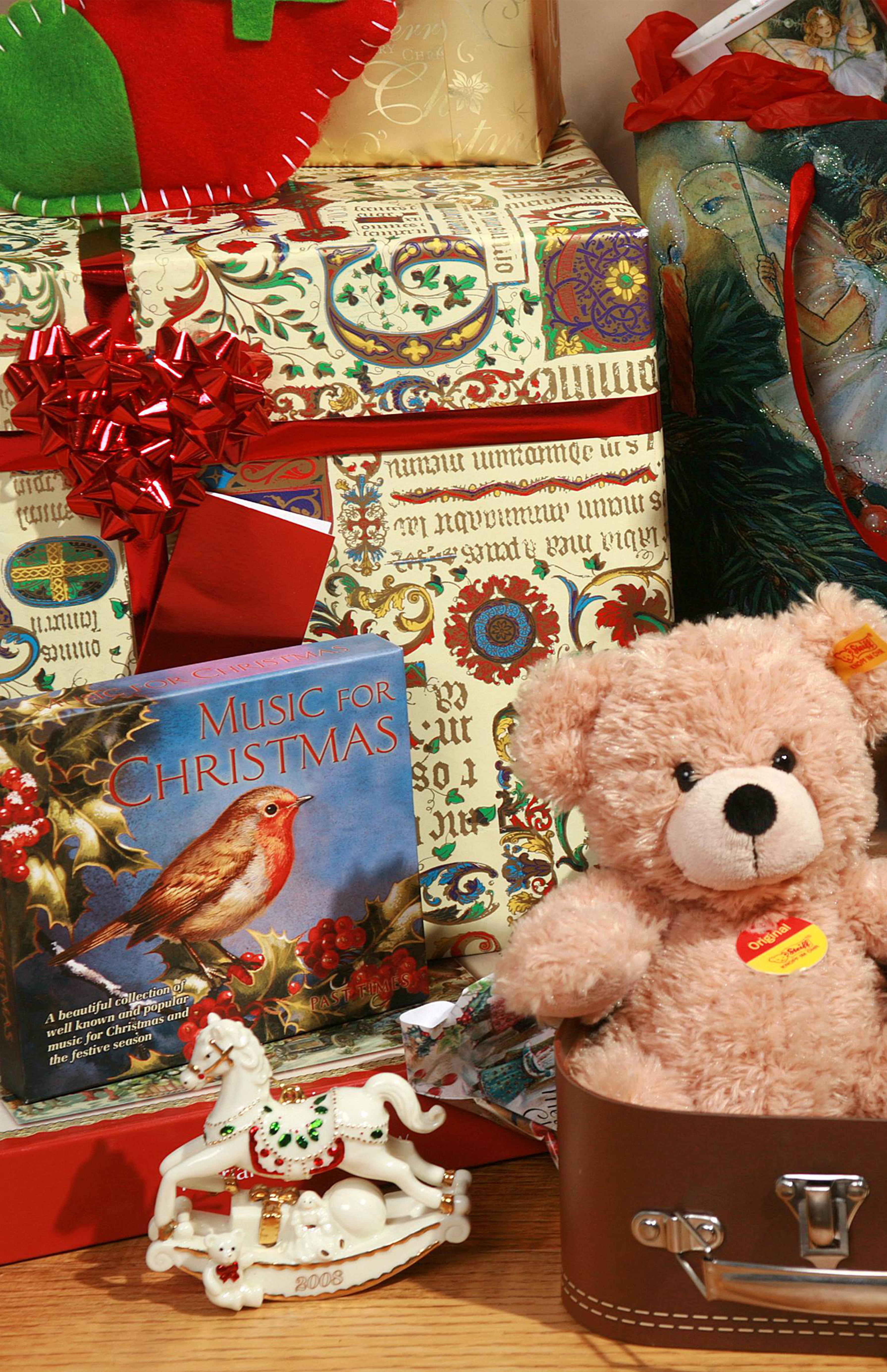 Christmas toys - vocabulario de navidad jugetes en inglés