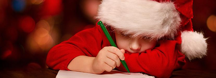 Escribir carta a Santa Claus Papa Noel en inglés - Portada