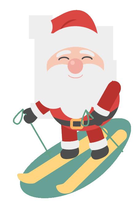 Santa Claus Carta en inglés 2