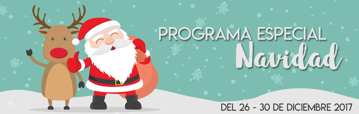 Descuento reserva anticipada - Programa Inmersión en Inglés Navidad 2017