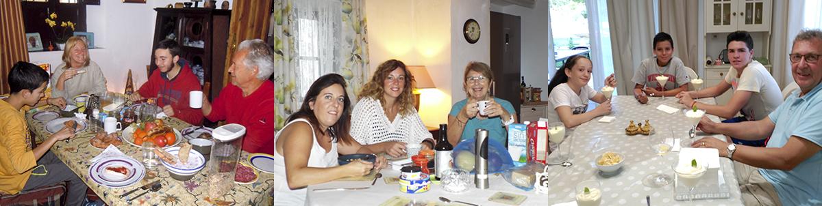 Fotos estancia con familia inglesa en españa - El Valle Inglés